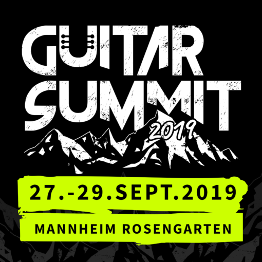 Gitarrenmesse in Mannheim