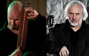 Dialog:  Heiko Plank & Claus Boesser-Ferrari @ Jazzhaus Heidelberg